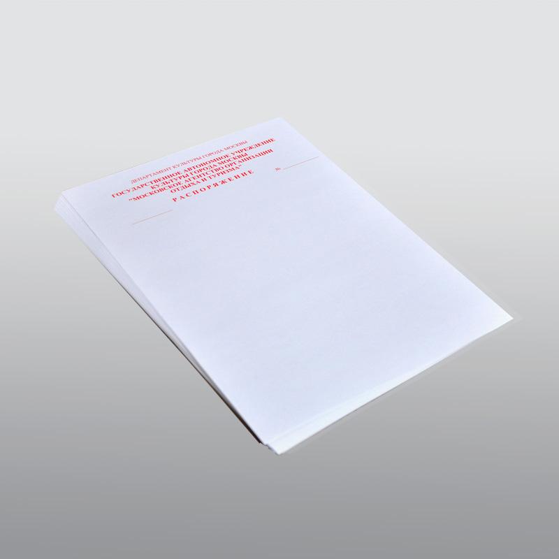 Пример бланка 01