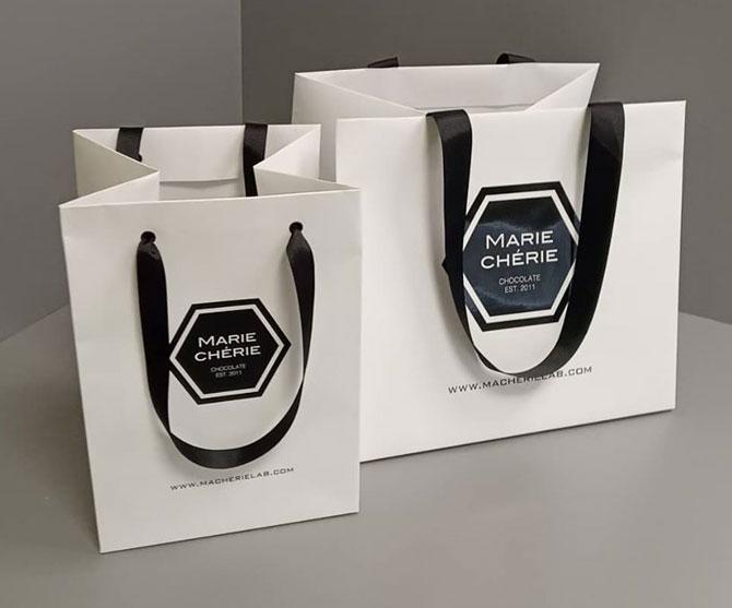 брендовые пакеты